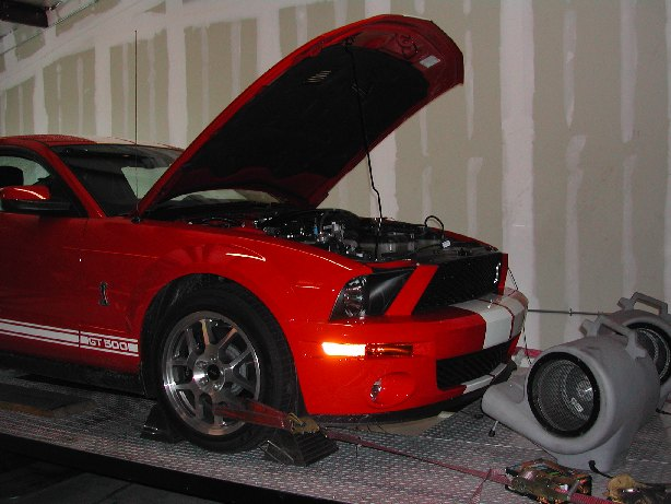 2007  Ford Mustang Shelby-GT500  picture, mods, upgrades