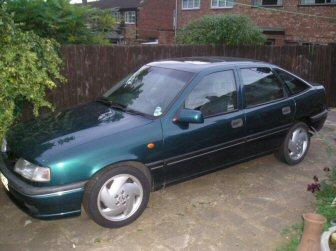 1995  Vauxhall Cavalier V6 picture, mods, upgrades