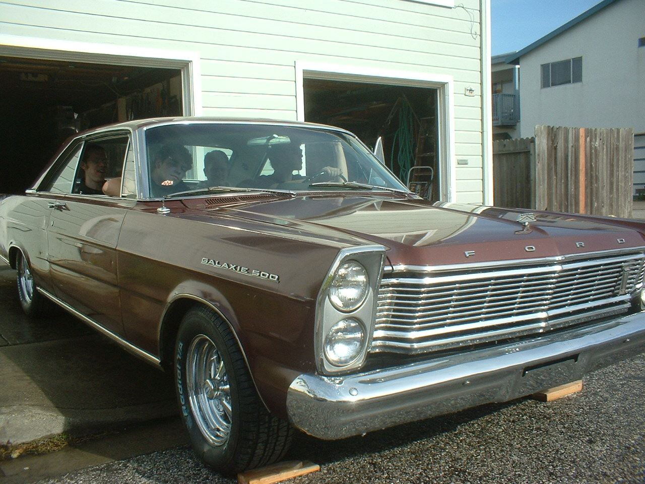 1965  Ford Galaxy 500 picture, mods, upgrades