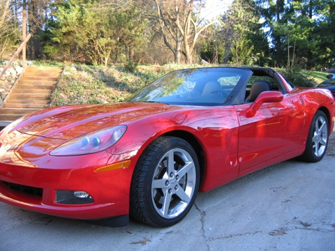 2006  Chevrolet Corvette Coupe picture, mods, upgrades