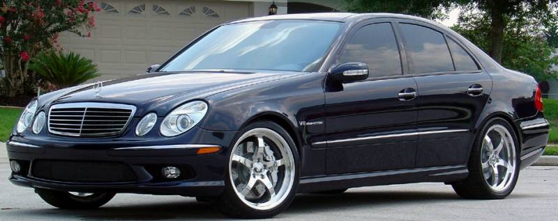 stock 2006 mercedes benz e55 amg 1 4 mile trap speeds 0 60. Black Bedroom Furniture Sets. Home Design Ideas