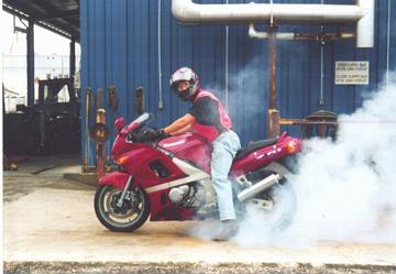 1994  Kawasaki Motorcycle ZZR picture, mods, upgrades
