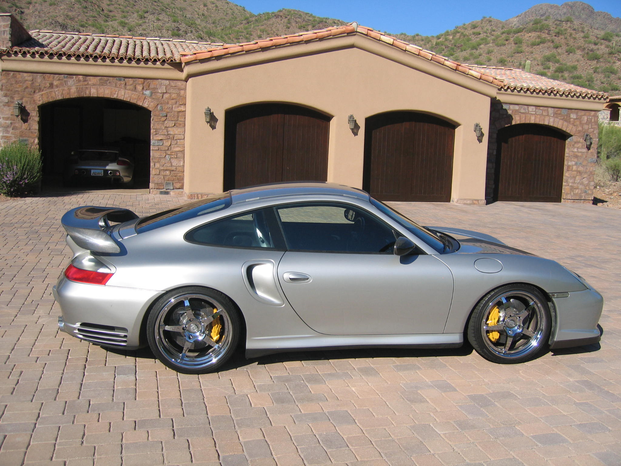 2002  Porsche GT2 EVOMS GT700 picture, mods, upgrades