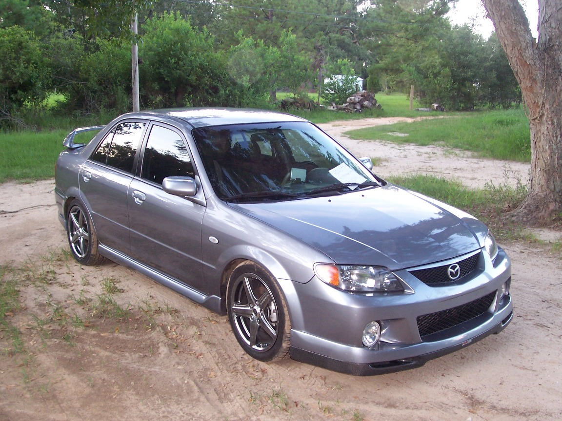 Mazda Extended Warranty >> 2003 Mazda Protege Mazdaspeed Turbo 1/4 mile trap speeds 0-60 - DragTimes.com