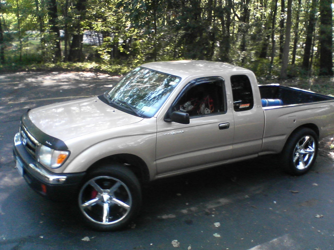1999  Toyota Tacoma SR5 4x4 3.4L V6 Supercharged picture, mods, upgrades