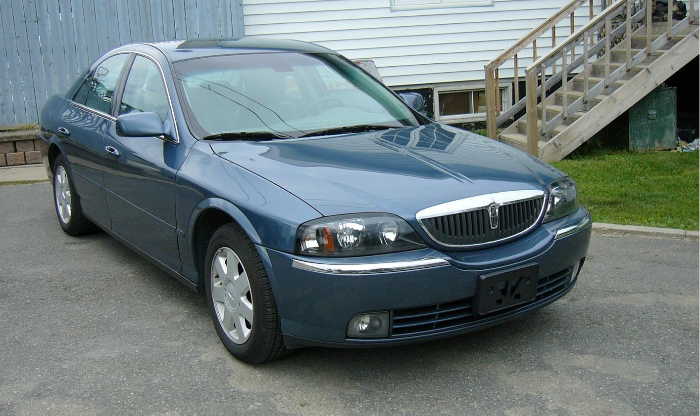 2005  Lincoln LS V6 picture, mods, upgrades