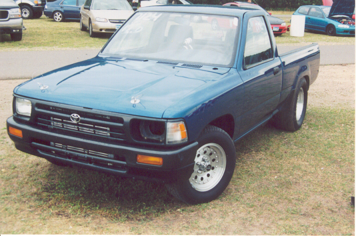 1993  Toyota Pickup  picture, mods, upgrades