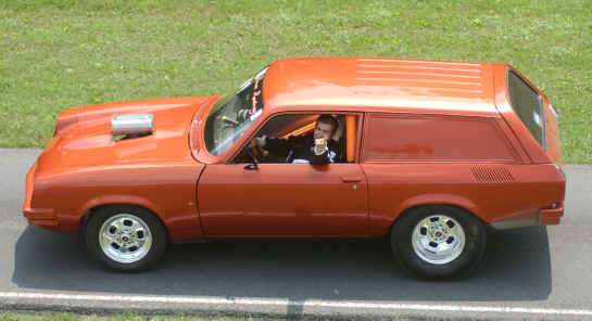 1974  Chevrolet Vega Kammback picture, mods, upgrades