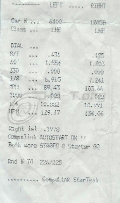 1995  Nissan 240SX Turbo Timeslip Scan