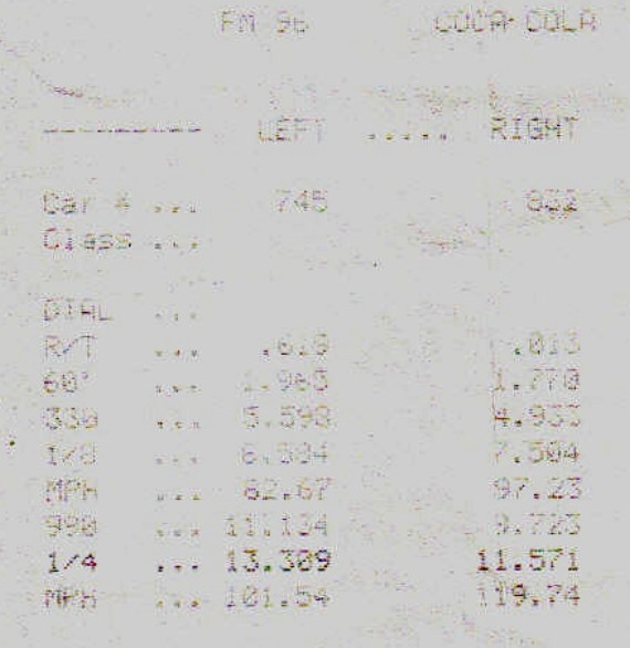 1971  Datsun 240z Turbo Timeslip Scan