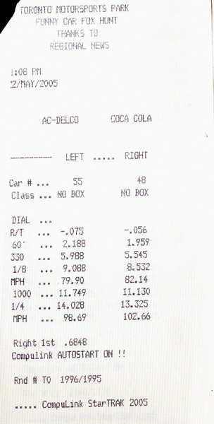 2002 Nissan Maxima SE N\A Auto Timeslip Scan