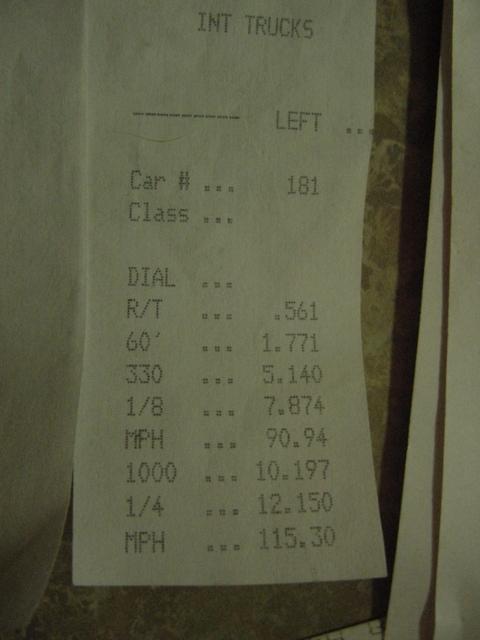 Datsun 240z Timeslip Scan