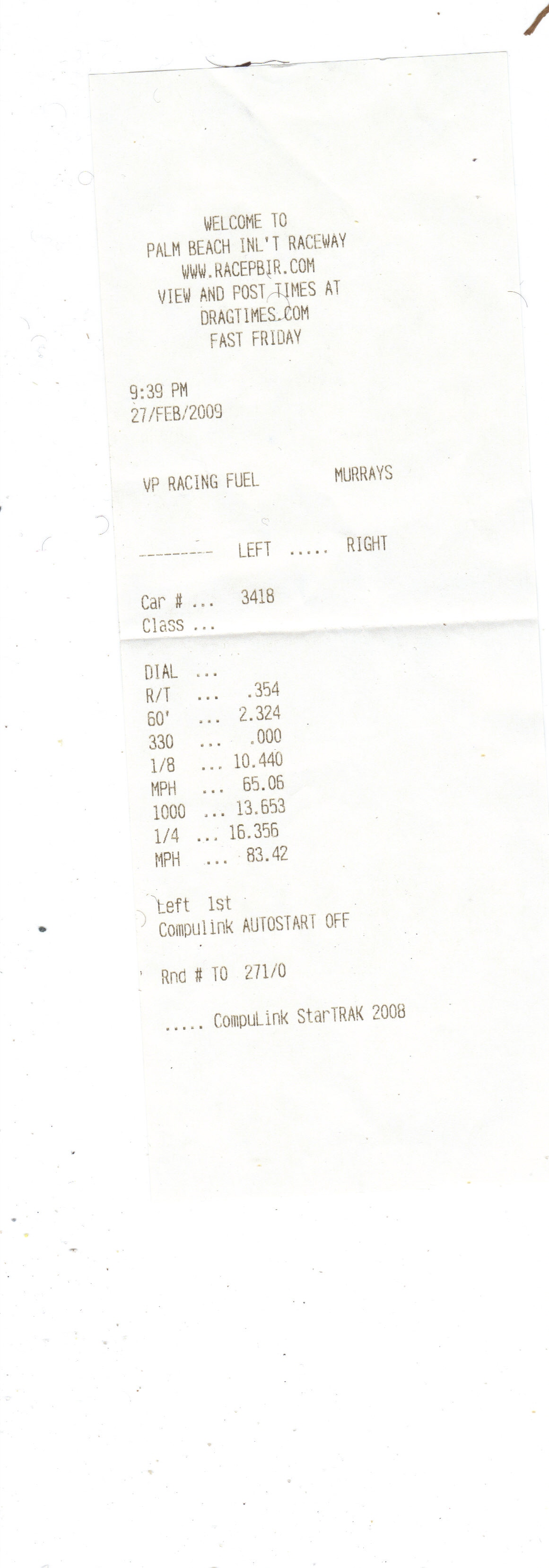 BMW 325e Timeslip Scan