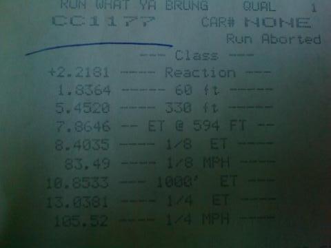 BMW 335d Timeslip Scan