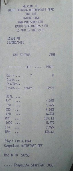 Pontiac GTO Timeslip Scan