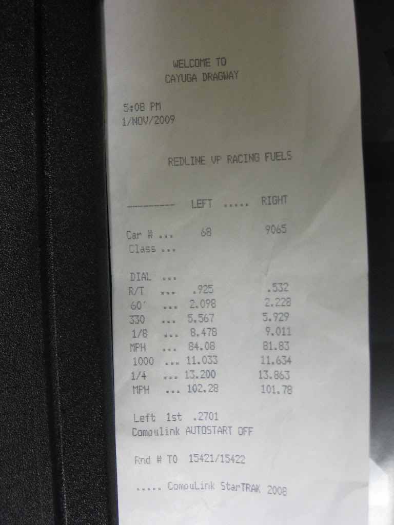 Pontiac Solstice Timeslip Scan