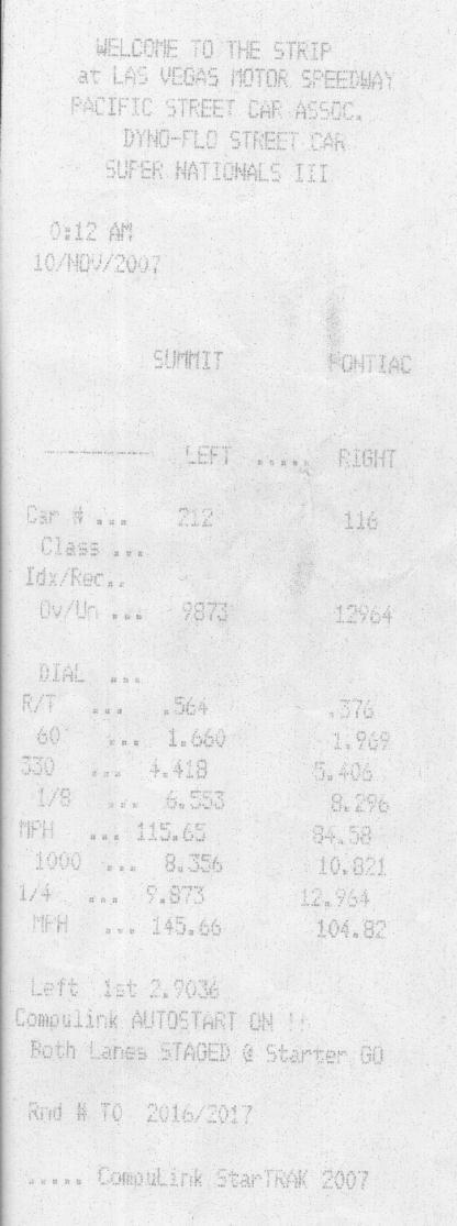 1992 honda civic cx 1  4 mile trap speeds 0-60
