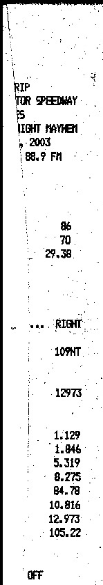 Eagle Talon Timeslip Scan