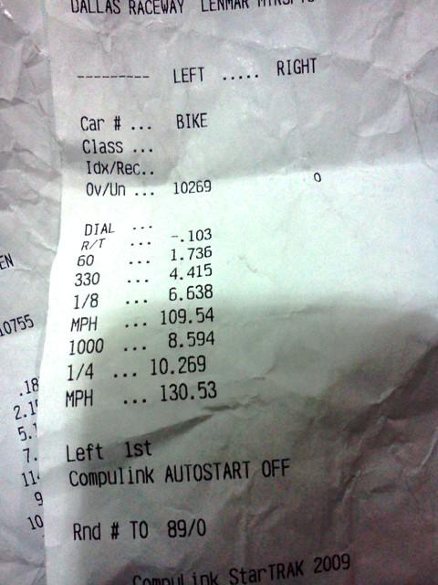 Yamaha V Max Timeslip Scan