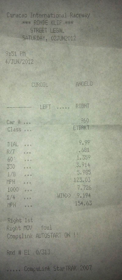 1997 White Toyota Supra Turbo Timeslip Scan