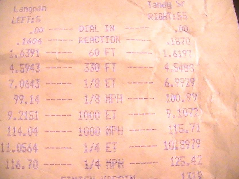 GMC Sierra Timeslip Scan