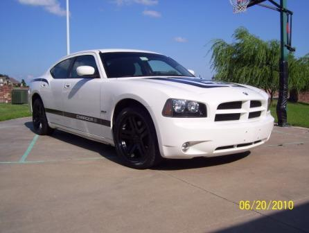 2007 Dodge Charger RT Timeslip Scan