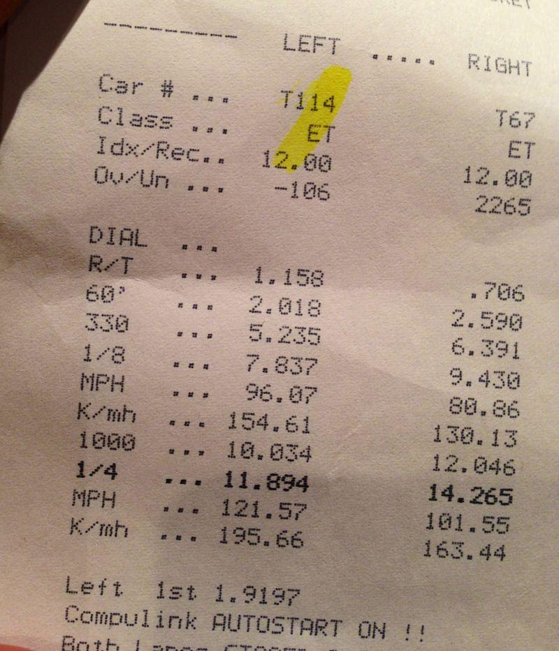 Audi R8 Timeslip Scan