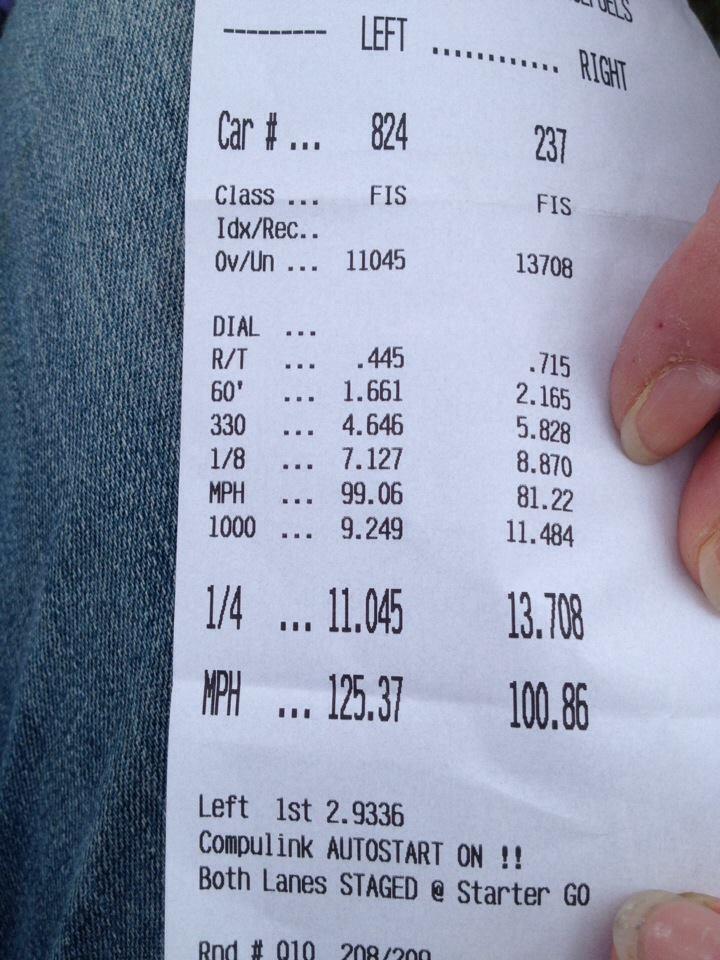Porsche 911 Turbo Timeslip Scan