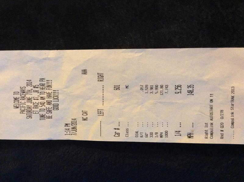 Suzuki GSX-R Timeslip Scan
