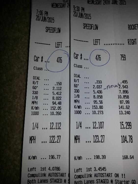 Datsun Stanza Timeslip Scan