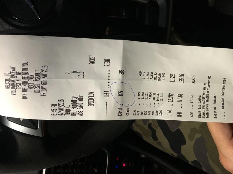 Mercedes-Benz CLA45 AMG Timeslip Scan