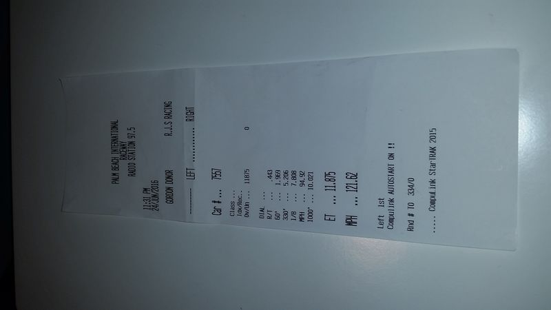 BMW M235i Timeslip Scan