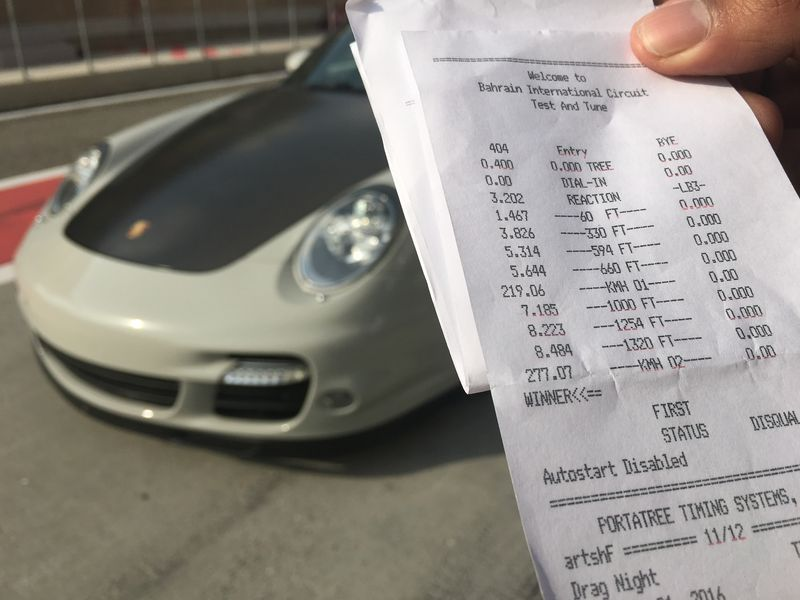 2007 Grey Porsche 911 Turbo 997 turbo Timeslip Scan