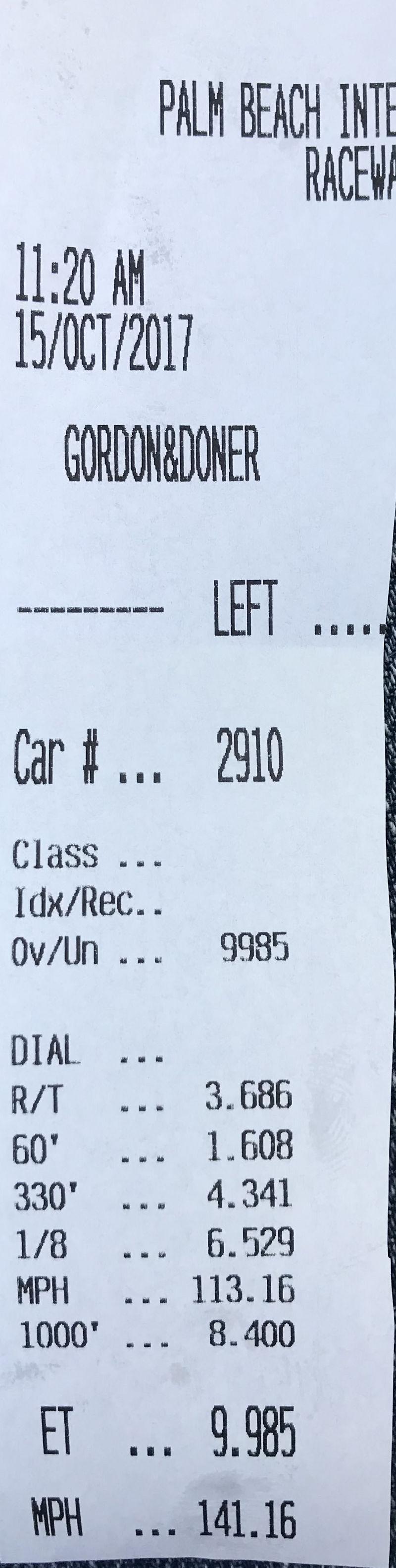 McLaren 720S Timeslip Scan