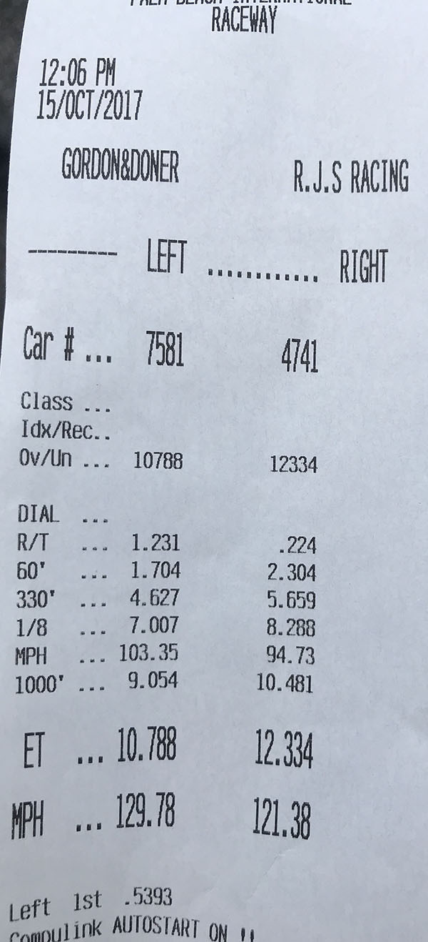 Lamborghini Huracan Timeslip Scan