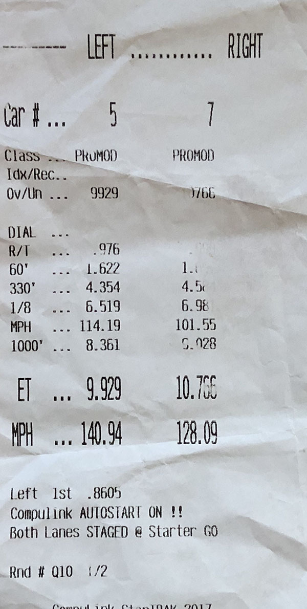 2018 Azores Orange McLaren 720S Stock Timeslip Scan