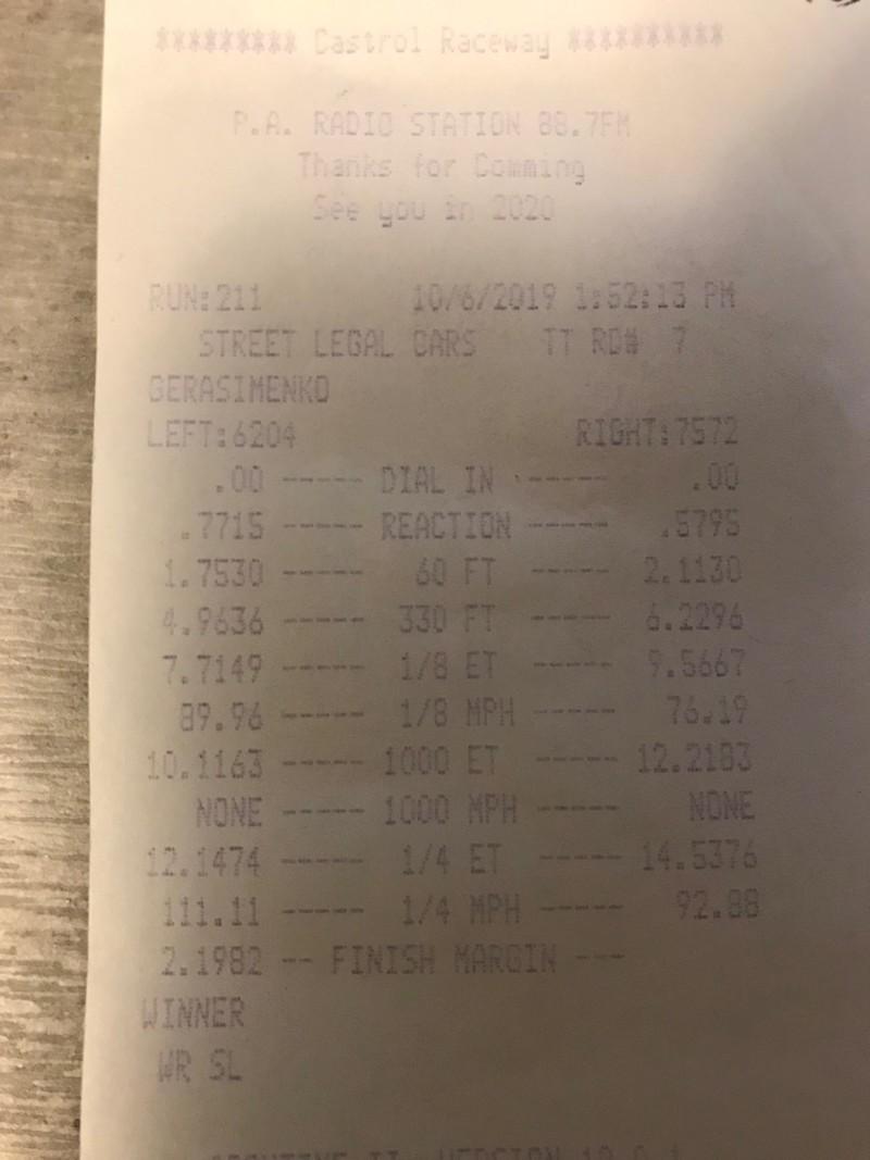 Toyota Tundra Timeslip Scan