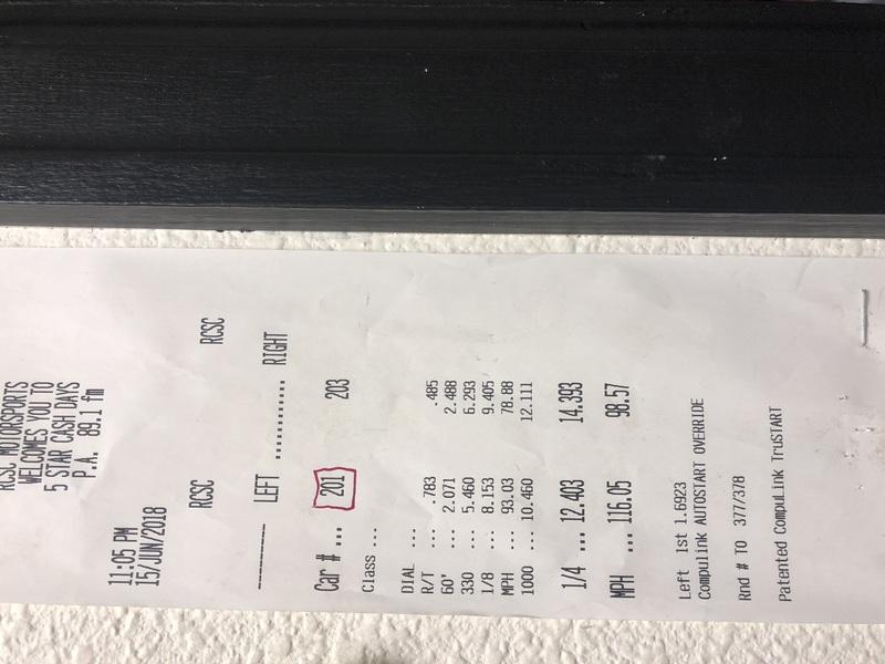 Audi 80 Timeslip Scan