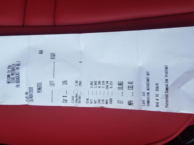 Ferrari F12 Timeslip Scan