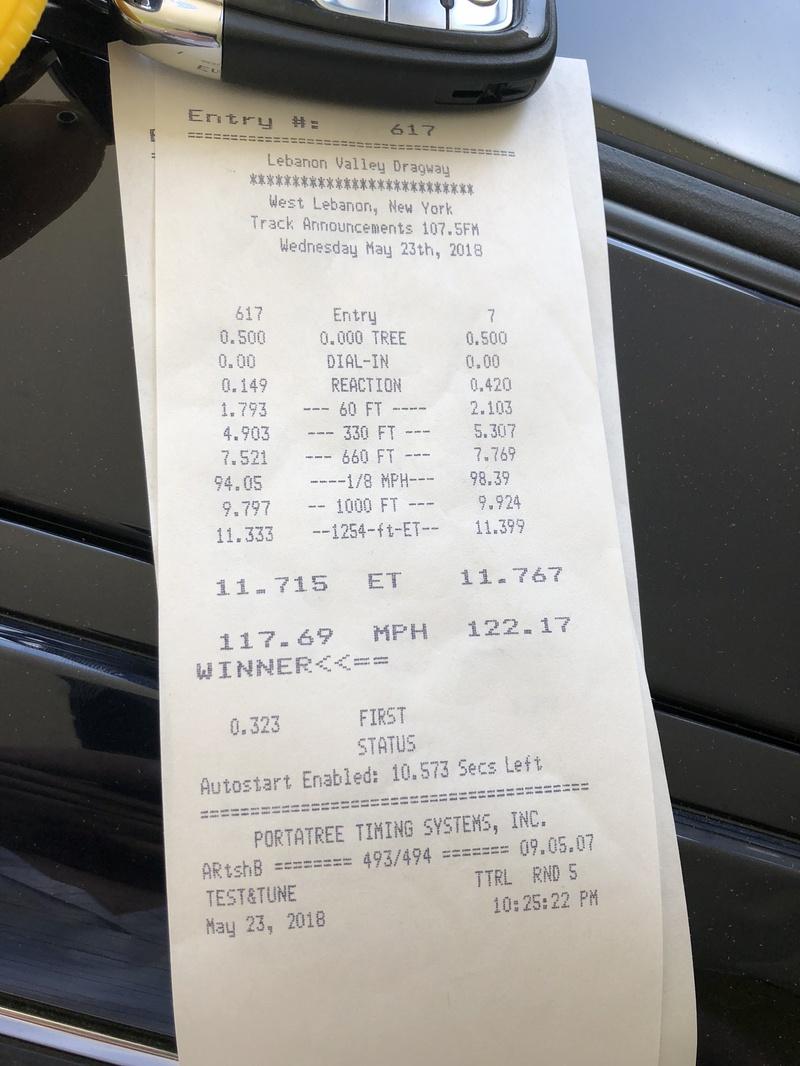 Audi A8 Timeslip Scan