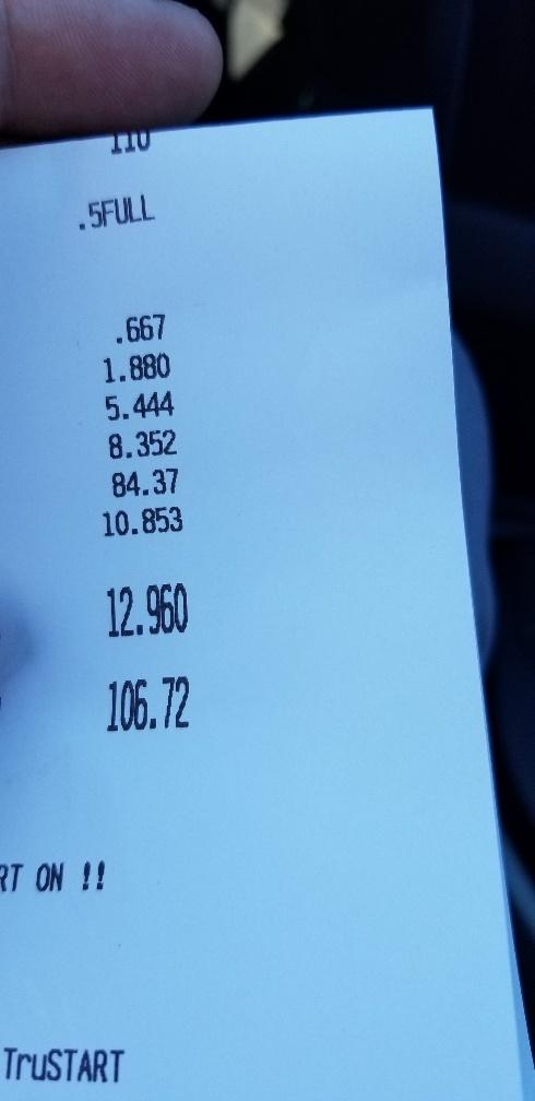 BMW X1 Timeslip Scan