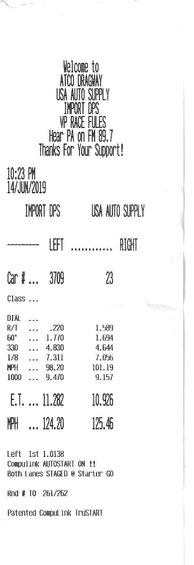 Porsche GT3 Timeslip Scan