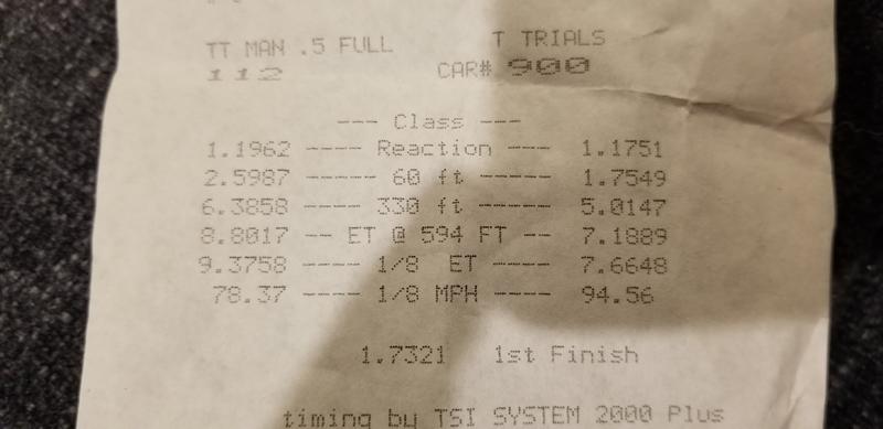 Mercedes-Benz S55 AMG Timeslip Scan