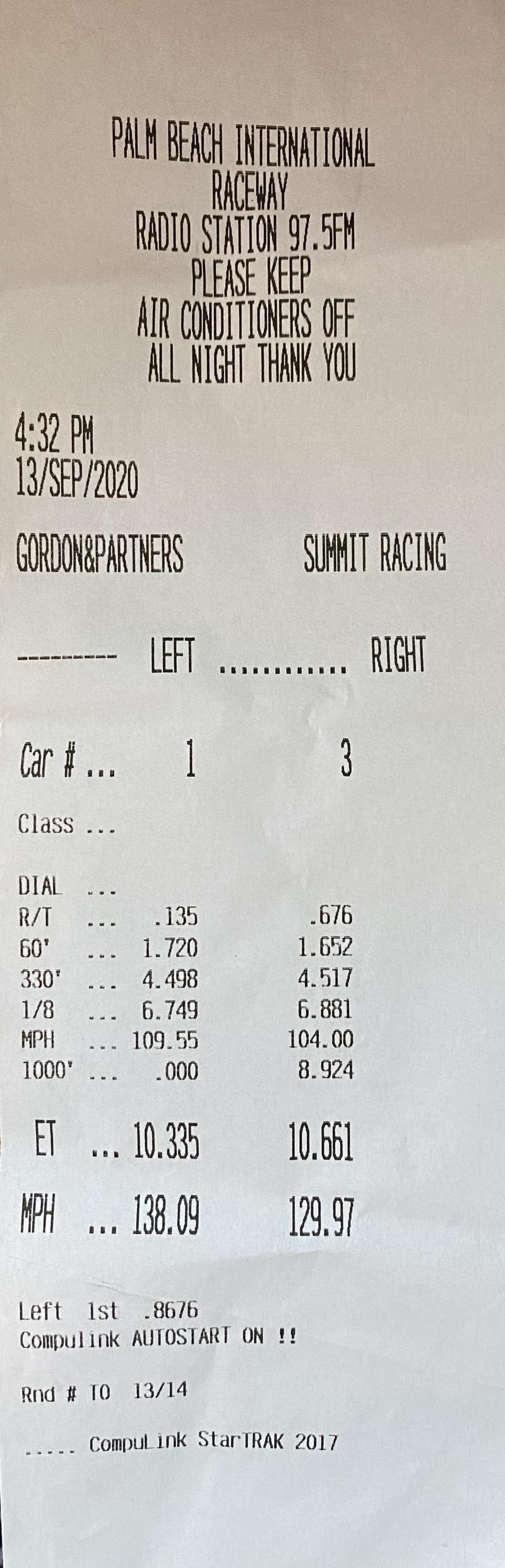 Ferrari F8 Tributo Timeslip Scan