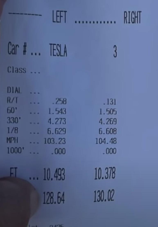 Porsche Taycan Timeslip Scan