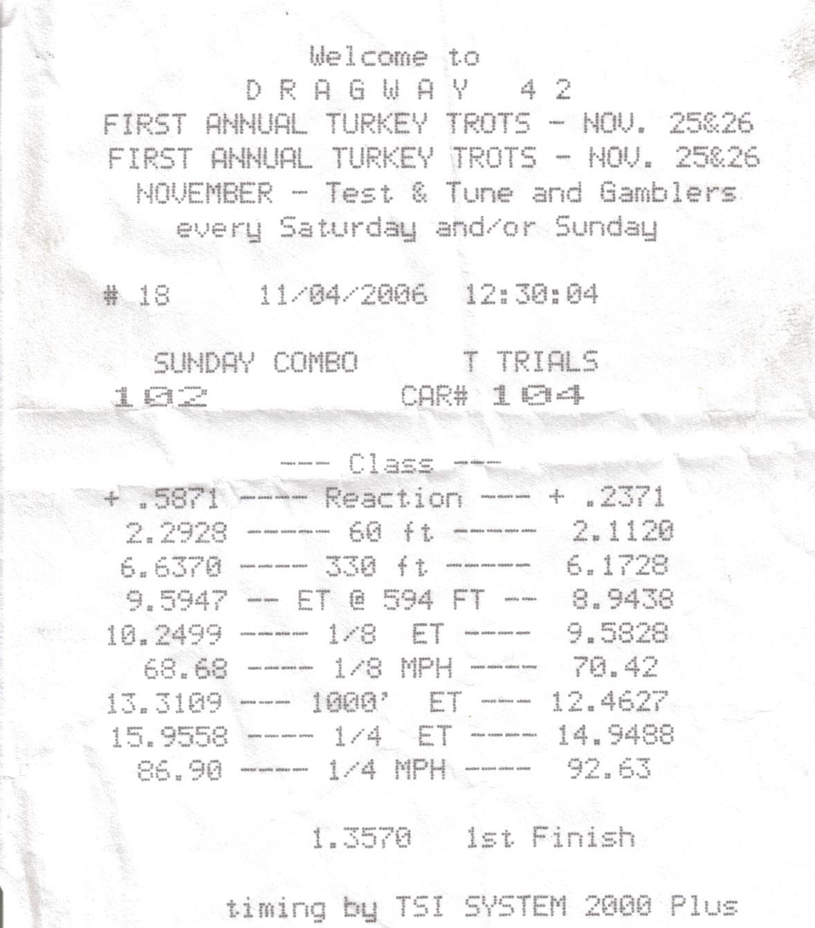 Subaru SVX Timeslip Scan