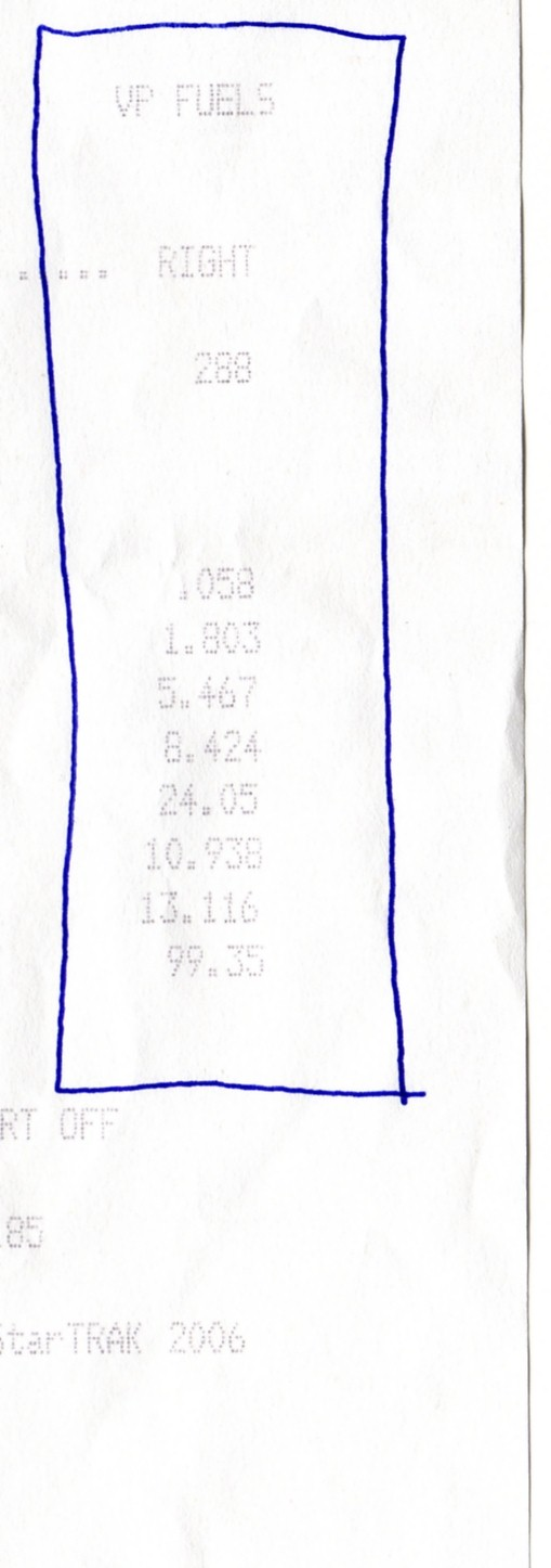 2000 Ford Focus ZX3 Turbo Timeslip Scan