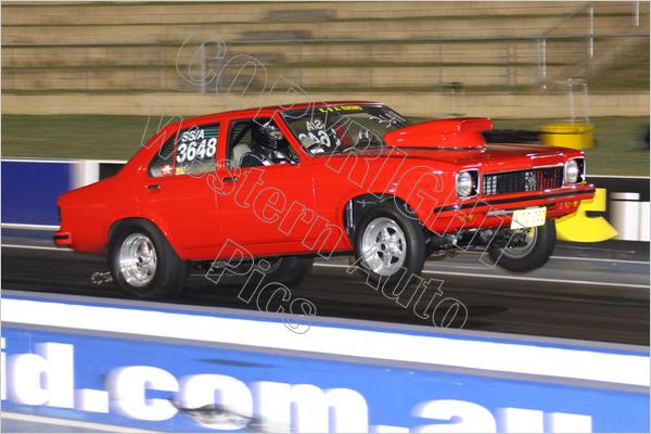 Holden Torana Timeslip Scan