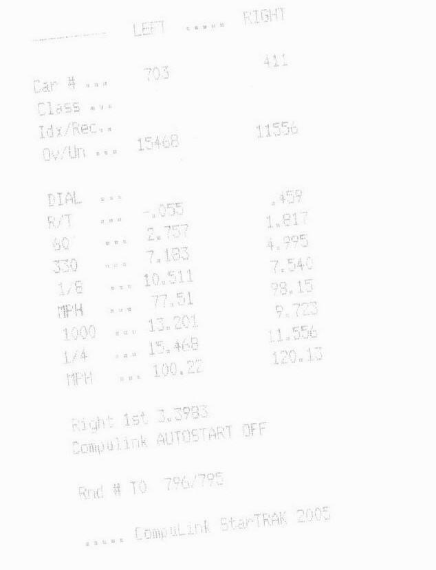 Nissan Maxima Timeslip Scan