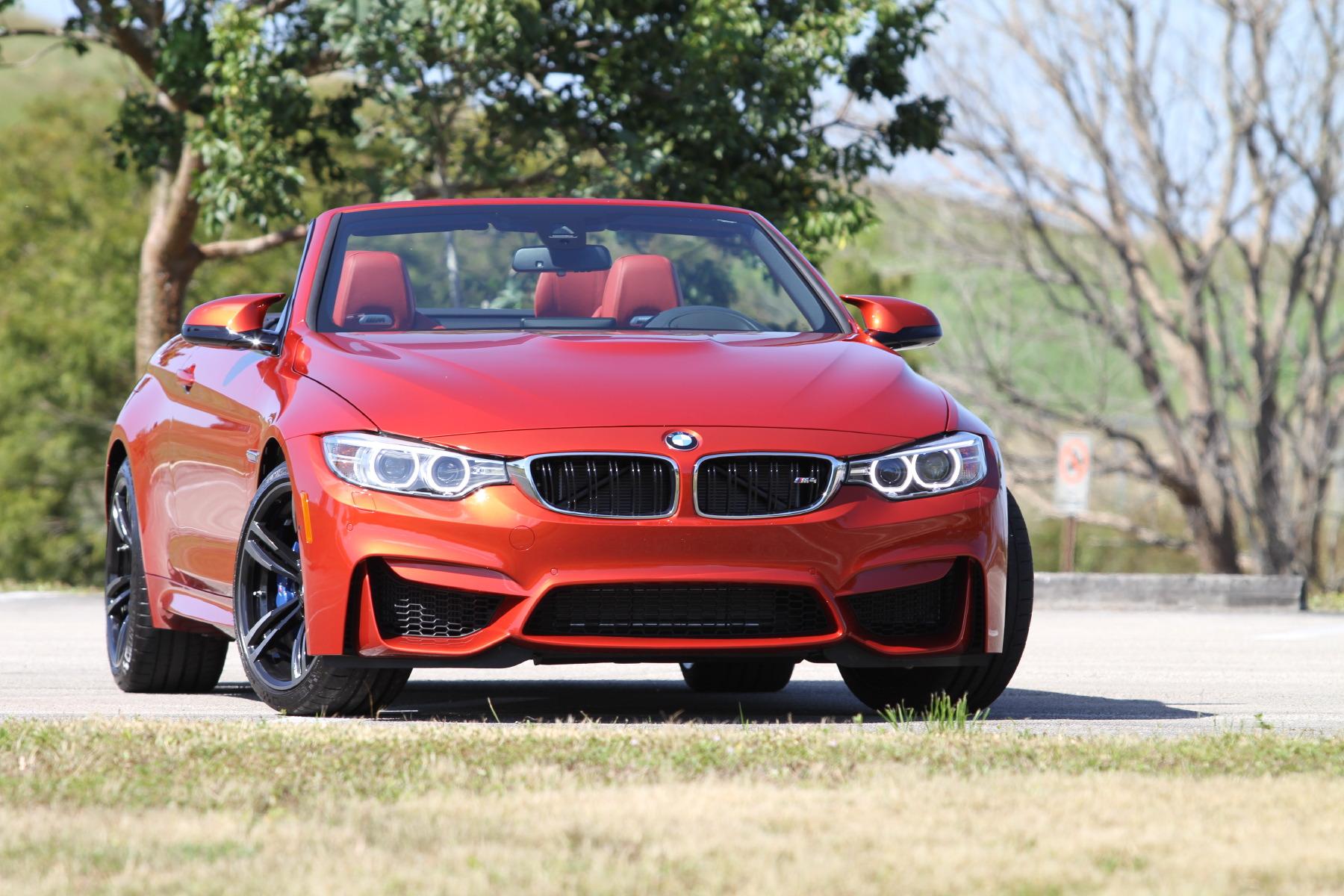 2015 BMW M4 Convertible 1 4 Mile 0 60 MPH Testing